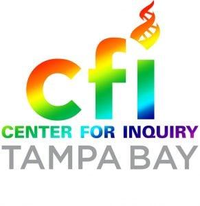 CFI Tampa Bay rainbow logo